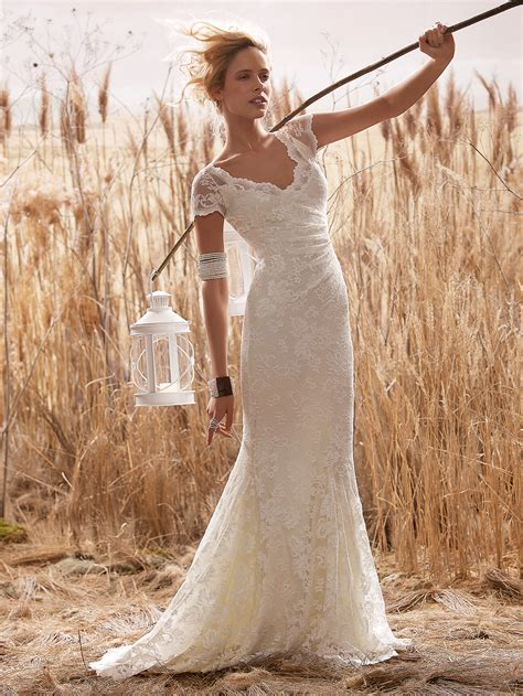 wedding rustic wedding gowns from olvi s rustic wedding chic