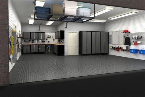 Garage Storage Car 3 Car Garages Neiltortorella