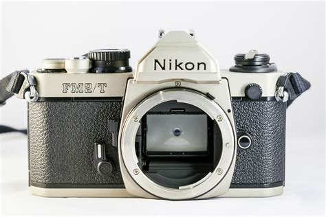 sold nikon fm2t fm2 t leather fm forums