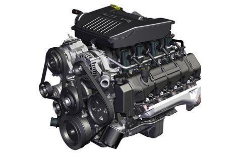 how does a cars engine work 2007 dodge caravan seat position control 2007 chicago auto show chrysler group 4 7 liter v 8