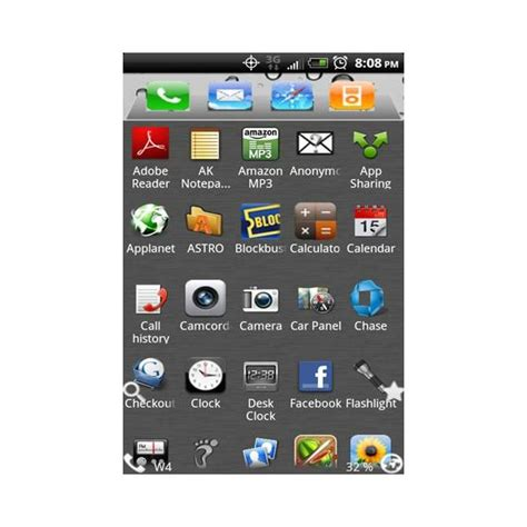 iphone themes for android iphone theme for android the top five choices