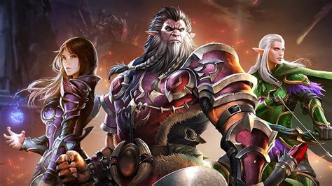 crusaders of light mmorpg crusaders of light gameplay features overview codejunkies