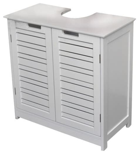 Bathroom Cabinets Sink Storage Miami Wood Bath Sink Storage Vanity Cabinet White