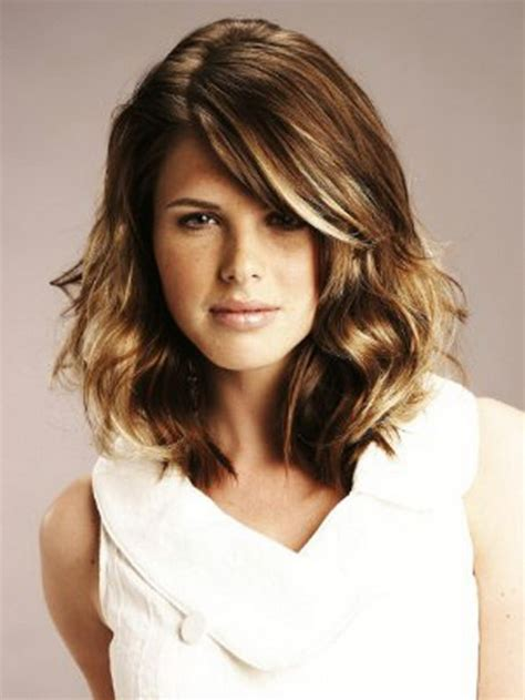 Contemporary Shoulderlength Hairstyles | modern medium length hairstyles