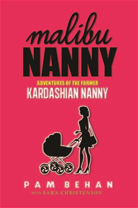 the nanny a single books pam behan nanny reveals kourtney s tumultuous
