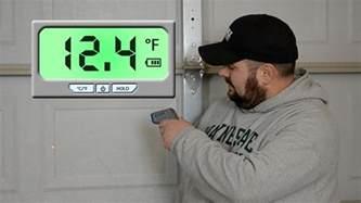 garages contemporary matador garage door insulation kit