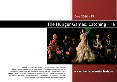 catching book report the hunger catching activities and exercises