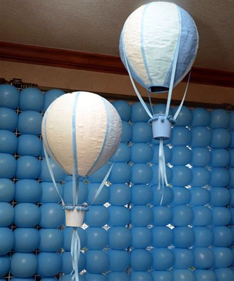 Handmade Air Balloon Decorations - 10 best images about diy air balloon on