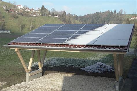 carport holz schweiz photovoltaik carports und agroports in der schweiz kaufen