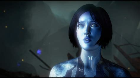 show me a picture of cortana halo 5 guardians jen taylor on bringing cortana to life