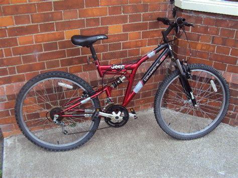 jeep mountain bike jeep mountain bike for sale in rathfarnham dublin from