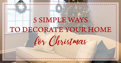 simple ways to decorate your home 28 images easy and