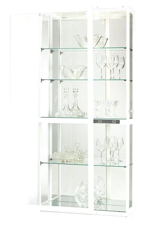 white curio cabinet glass doors white curio cabinet glass doors ideas smartcom