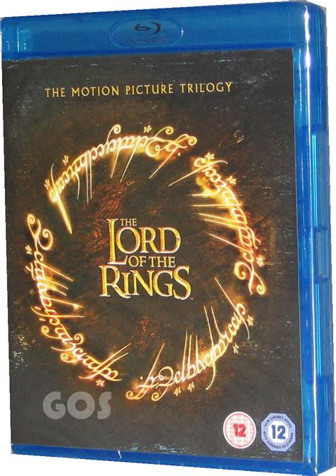 Box Set Original Lord Of The Rings Trilogy lord of the rings motion picture trilogy edition 3