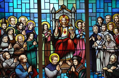 orbis catholicus secundus new stained glass windows in canada