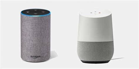 the best smart speaker amazon echo vs google home business insider the best smart speaker amazon echo vs google home
