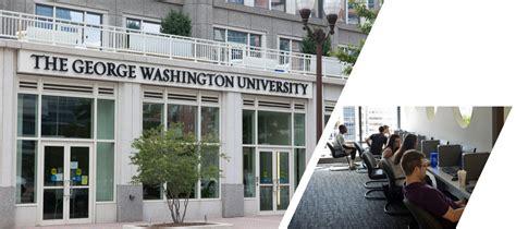 Of Arlington Mba by Virginia Academic Centers The George Washington