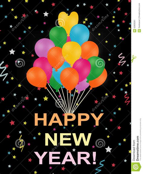 new year wishes vector happy new year greetings vector stock vector image