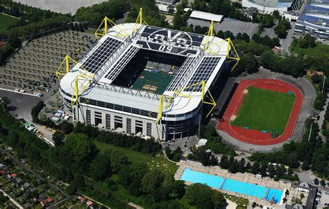 signal iduna bank top 10 football stadiums around the world eshantacrobat