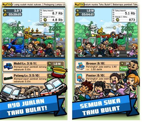 game mod indonesia apk download game viral tahu bulat apk v4 2 0 mod money