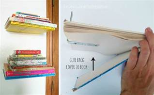 Invisable Shelf by Diy Floating Shelves Weekend Projects Bob Vila