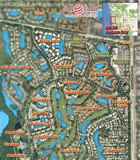 pelican bay florida map cap ferrat at pelican bay real estate naples florida fla fl