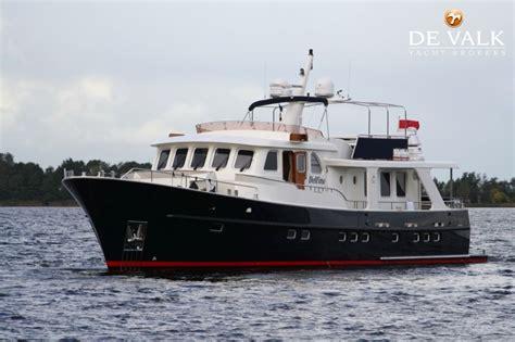 motorjacht bouwers nederland alm trawler delfino 65 motor yacht for sale de valk