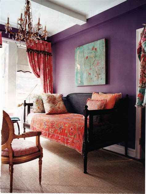 purple living room design ideas decoration love