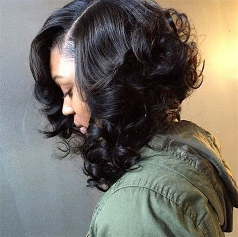 bob sew in hairstyles for black women latest 10 short bob hairstyles 2017 for black women