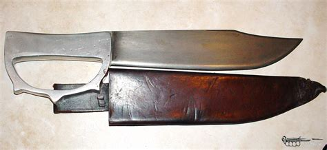 American Kitchen Knives wwii aussie nz fighting knives e w stone knife