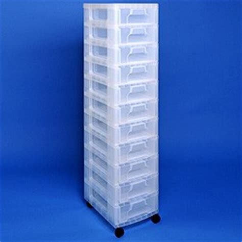 Really Useful Drawer Tower by Go Shopping Really Useful Boxes Storage Towers