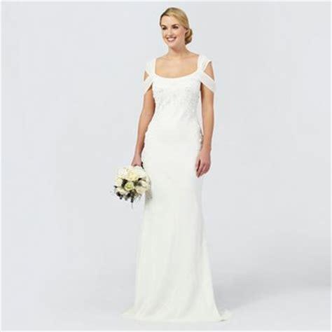 Wedding Dress Debenhams by Ben De Lisi Occasion Ivory Sequin Julianne Wedding Dress