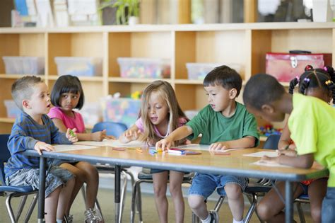 kindergarten images study finds improved self regulation in kindergartners who