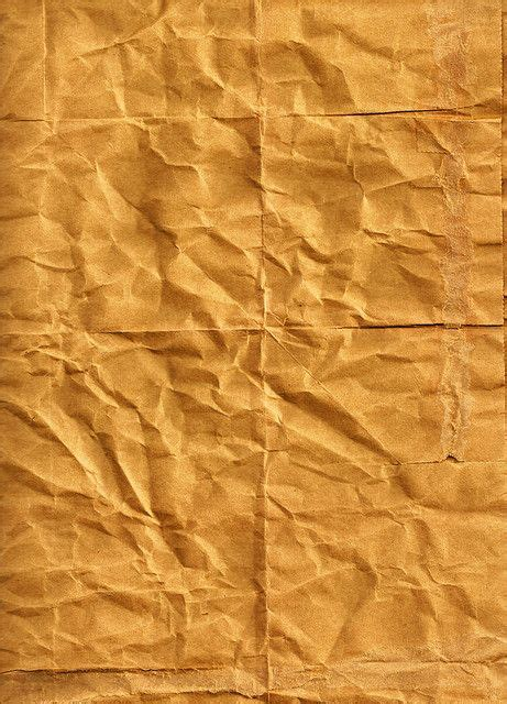 Folded Paper Texture - brown folded paper 004 300dpi by simon birky hartmann