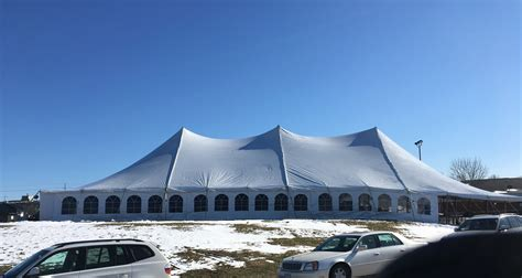 Bettdecke 80 X 120 by 80ft X 120ft Rope Pole Event Tent Rental In Iowa