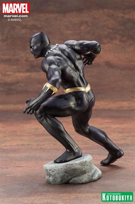 Black Widow Artfx Statue Kotobukiya Pvc kotobukiya black panther artfx statue up for order