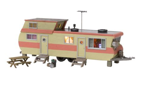 layout zoom scale double decker trailer ho scale ho scale woodland