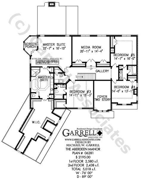 2 story house plans with master on second floor luxury home plans master second floor
