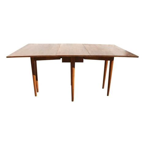 conant coffee table russel wright conant dining table drop leaf table