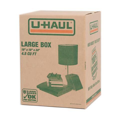 U Haul Wardrobe Box Price by U Haul Large Moving Box