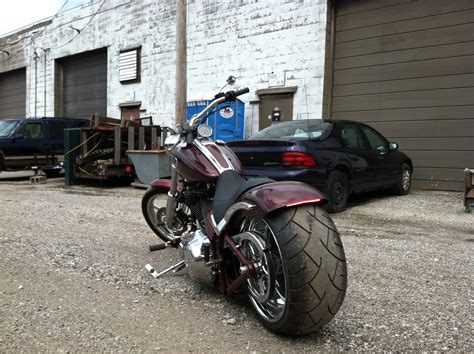 Harley Davidson Rear Tire by Wider Rear Tire On 2014 Breakout Anyone Page 8 Harley