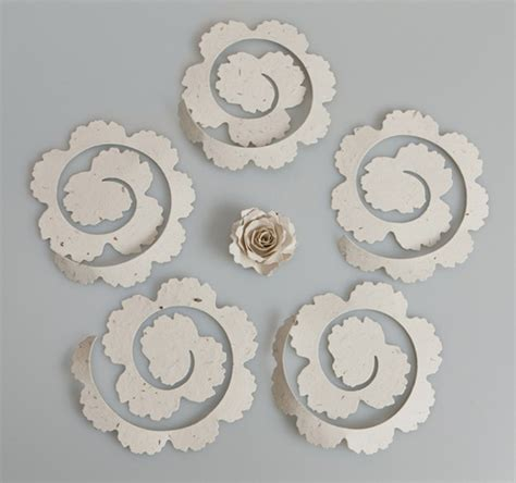 How To Make Handmade Flowers From Paper And Fabric - paper flowers archives the wedding company the