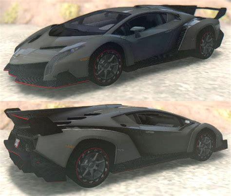 Lamborghini Veneno Nfs Rivals Gta San Andreas Nfs Rivals Lamborghini Veneno Mod