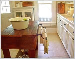 antique kitchen work tables home design ideas kitchen work triangle plan your space