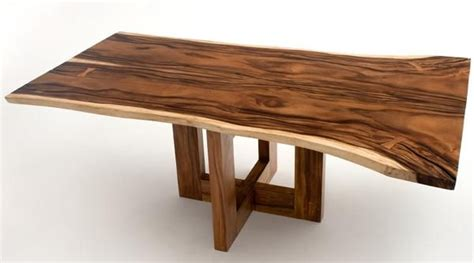 rustic contemporary dining table furniture