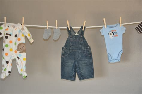 Shower Clothesline by Baby Shower Mrs And Momma