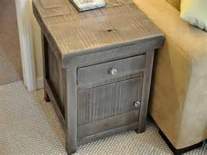 How To Build An End Table With A Drawer by 7 Easy And Creative Diy End Table Ideas