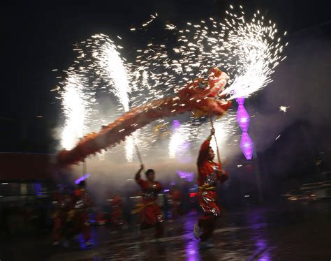 new year 2015 in china new year fireworks sales in line with