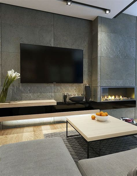 best 25 modern tv wall ideas on modern living