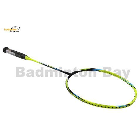 Raket Badminton Lining Turbo X 80 li ning turbo x80 ii black green badminton racket 3u w3 s2